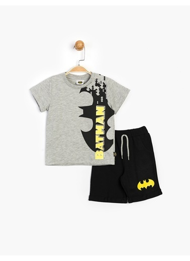 Batman 2 li Takım Gri